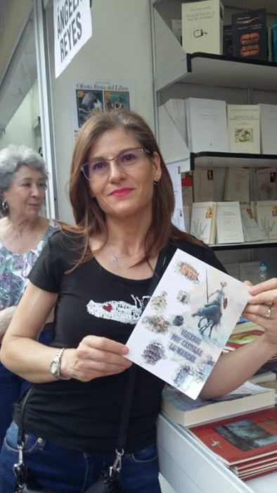 Rojo García, Elena