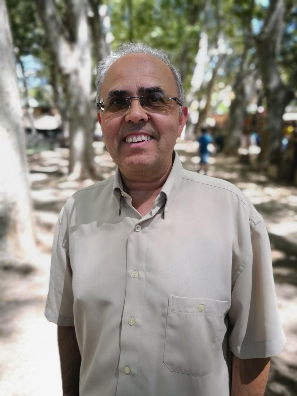 Aparicio González, Jesús