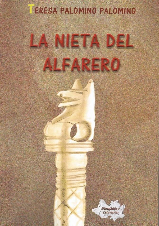 La nieta del Alfarero (Editorial Llanura, 2019)