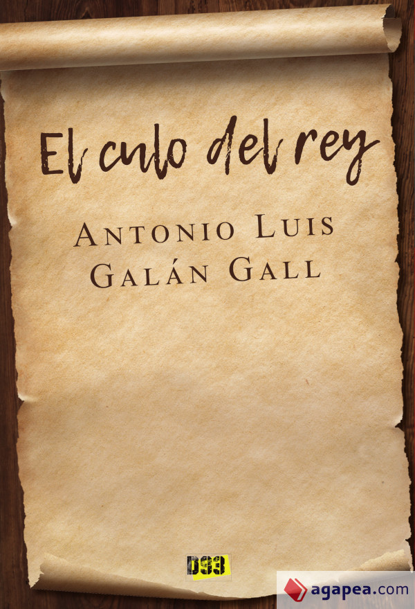El Culo del Rey (Ediciones Distrito 93-2020)