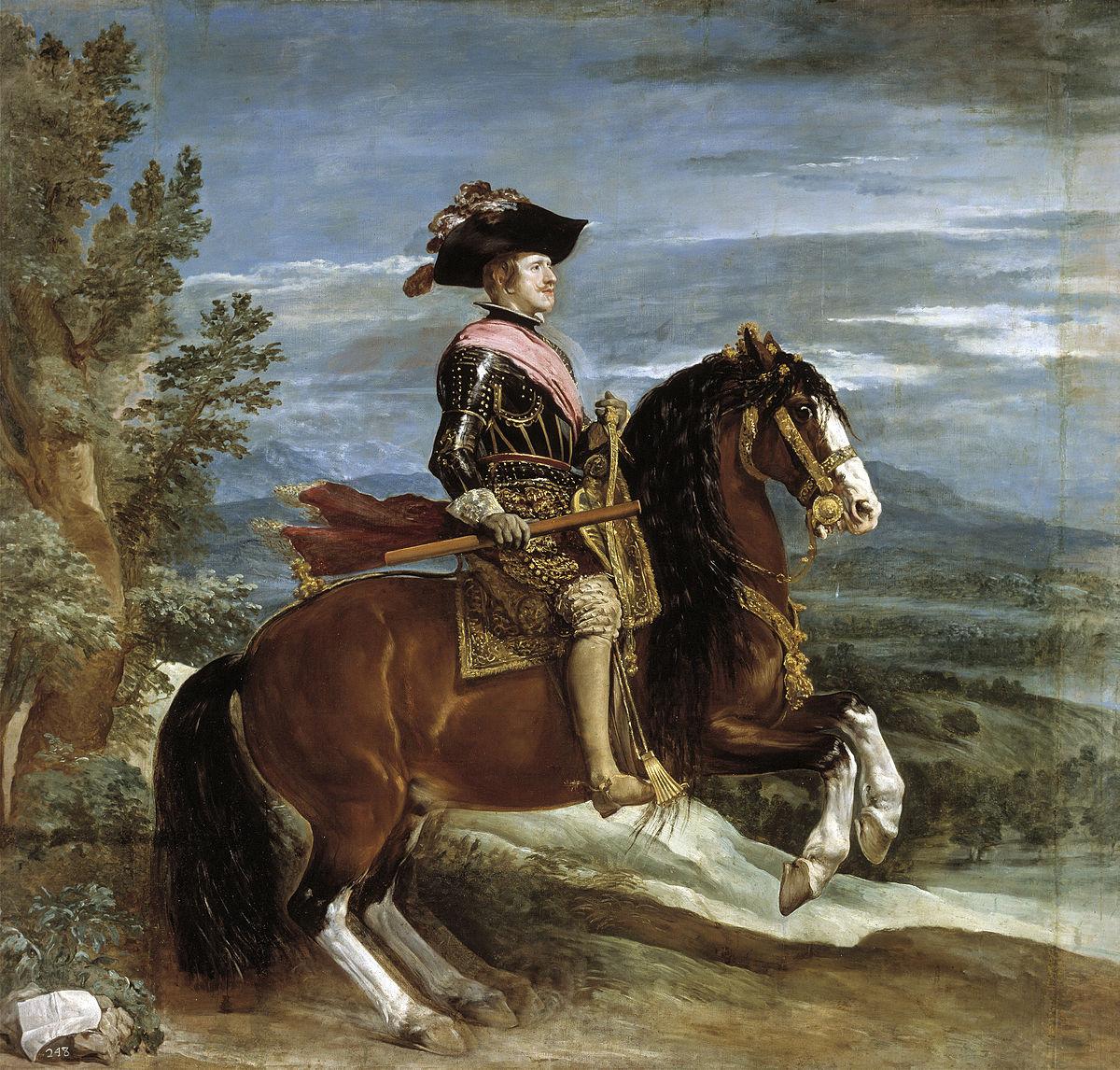 AÑO 1624, FELIPE IV Y SU CORTEJO ATRAVIESAN LOS PUEBLOS DE LA MANCHA, por Juan Jiménez Ballesta